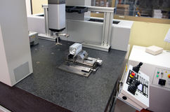 Metrology laboratory Royalty Free Stock Photo