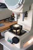 Metrology laboratory Royalty Free Stock Photography