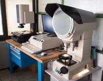 Metrology laboratory Stock Photos