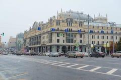 Metropol旅馆在莫斯科 免版税库存图片