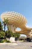 Metropol遮阳伞在塞维利亚,西班牙 库存图片