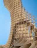 Metropol ett slags solskydd i Seville Arkivfoto