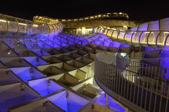 Metropol Parasol in Seville, Spain Stock Photos