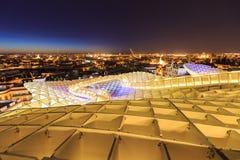 Metropol Parasol in Plaza de la Encarnacion Royalty Free Stock Photography