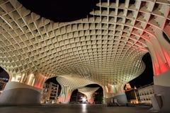 Metropol Parasol in Plaza de la Encarnacion, Seville, Spain Stock Photo