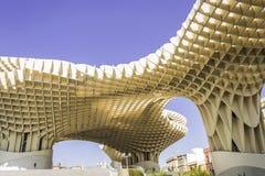 metropol parasol Seville Obrazy Royalty Free