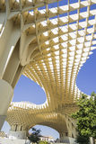 metropol parasol Seville Fotografia Stock