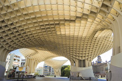 metropol parasol Seville Zdjęcia Stock