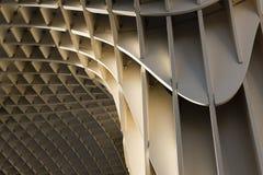 Metropol Parasol - Seville zdjęcia stock