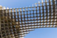 Metropol Parasol - Seville zdjęcie royalty free