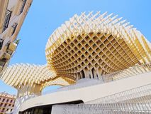 Metropol Parasol in Seville Royalty Free Stock Photography