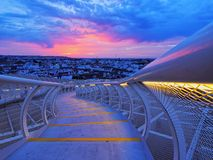 Metropol Parasol in Seville Royalty Free Stock Images