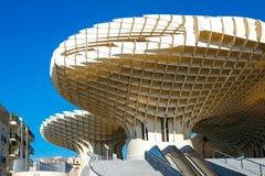 Metropol Parasol in Seville Royalty Free Stock Image