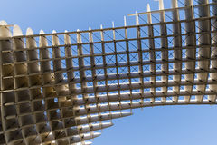 Metropol Parasol - Seville Royalty Free Stock Photo
