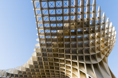 Metropol Parasol - Seville Royalty Free Stock Photos