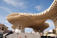 Metropol Parasol, Seville obrazy royalty free