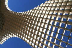 Metropol Parasol in Seville, Spain Stock Photography