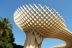 Metropol Parasol in Seville, Spain Stock Images