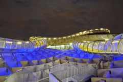 Metropol Parasol in Seville, Spain Stock Photo