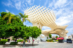 Metropol Parasol Seville Stock Image