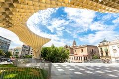 Metropol Parasol Seville Stock Images