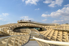 Metropol Parasol Royalty Free Stock Images