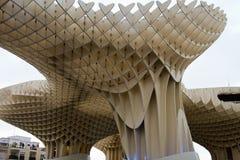 Metropol parasol w Sevilla, Andalusia, Spain zdjęcie royalty free