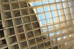 Metropol Sonnenschirm Lizenzfreie Stockfotografie