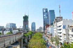 Metropolia Tajlandia przy Zdjęcia Stock