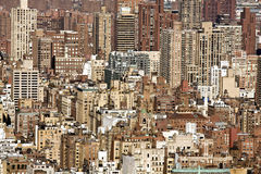 Metropolis. View of a metropolis from above Stock Photo