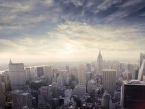 metropolis Fotografering för Bildbyråer