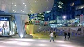 Metropolis arkivbild
