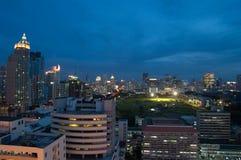 Metropolis, Bangkok. Royalty Free Stock Images