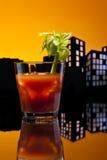 Metropolis Bloody Mary cocktail Stock Photos