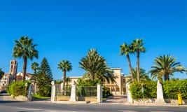 Metropolis of Kition in Larnaca Royalty Free Stock Image
