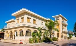 Metropolis of Kition in Larnaca Royalty Free Stock Photo