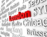 Metropolis London Stock Photo