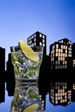 Metropolis Mojito cocktail Royalty Free Stock Photos