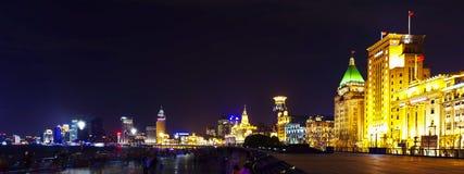 Metropolis Night. This is the modern Chinese metropolis Shanghai at night Royalty Free Stock Photography