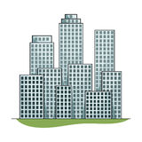 Metropolis.Realtor single icon in cartoon style vector symbol stock illustration web. Royalty Free Stock Images