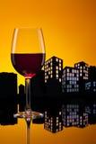 Metropolis Red Wine Stock Photos