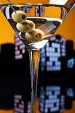 Metropolis Vodka Martini Stock Photography