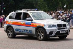 Metropolita Milicyjny BMW X5 ARV Obrazy Royalty Free