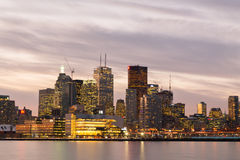 Metropolita Zlany Kościelny Toronto Obrazy Royalty Free
