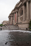 Metropolitaans Museum, NYC Royalty-vrije Stock Afbeeldingen