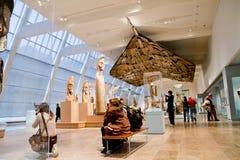 Metropolitaans Museum van Kunst, 15 Mei, 2011 in Nieuw Stock Afbeelding