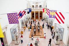 Metropolitaans Museum van Kunst, 15 Mei, 2011 in Nieuw Royalty-vrije Stock Afbeeldingen