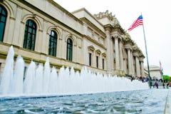 Metropolitaans Museum van Kunst, 15 Mei, 2011 in Nieuw Royalty-vrije Stock Afbeelding