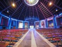 Metropolitaanse Kathedraal in Liverpool Royalty-vrije Stock Fotografie