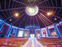 Metropolitaanse Kathedraal in Liverpool Stock Afbeeldingen